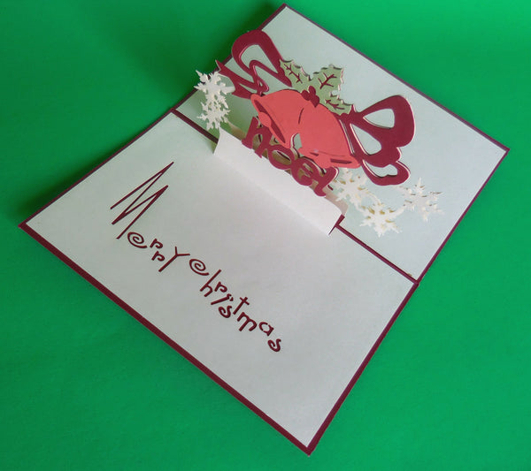 Noel 3D Pop Up Greeting Card 2