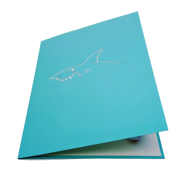 Shark 3D Pop Up Greeting Card 6