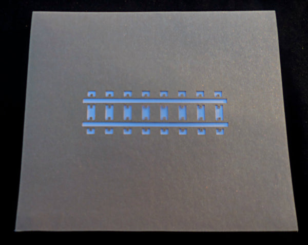 Train 3D Pop Up Greeting Card 4
