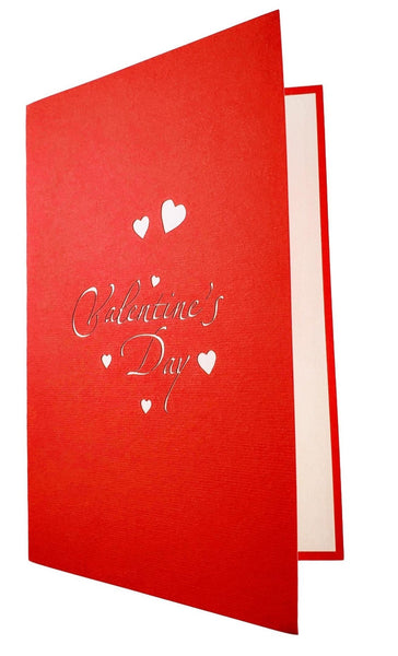 Valentine's Day 3D Pop Up Greeting Card 4