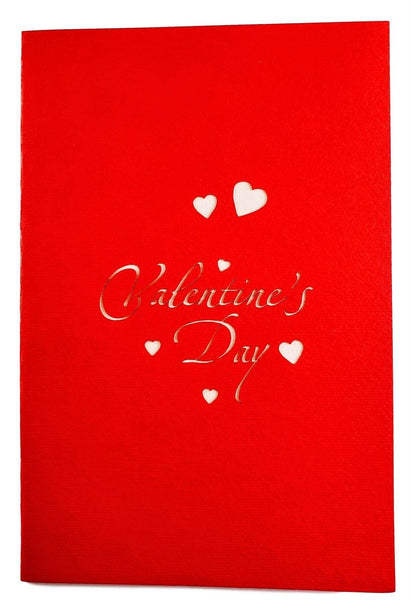 Valentine's Day 3D Pop Up Greeting Card 5