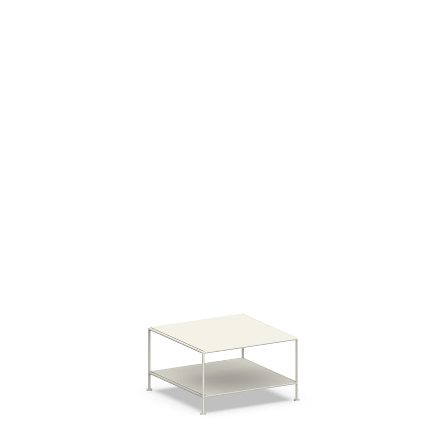 Stille Furniture Coffee Table Single in Bone color