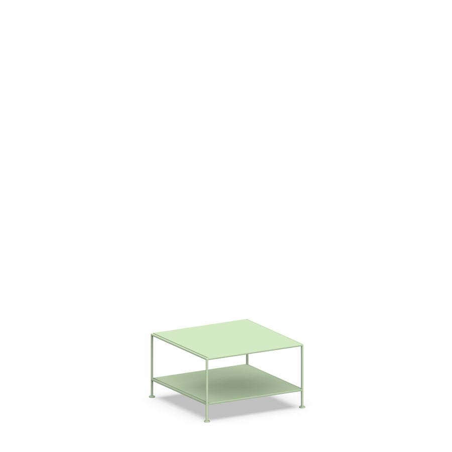 Stille Furniture Coffee Table Single in Mint color