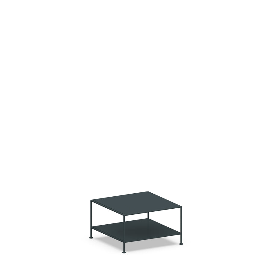 Stille Furniture Coffee Table Single in Slate color