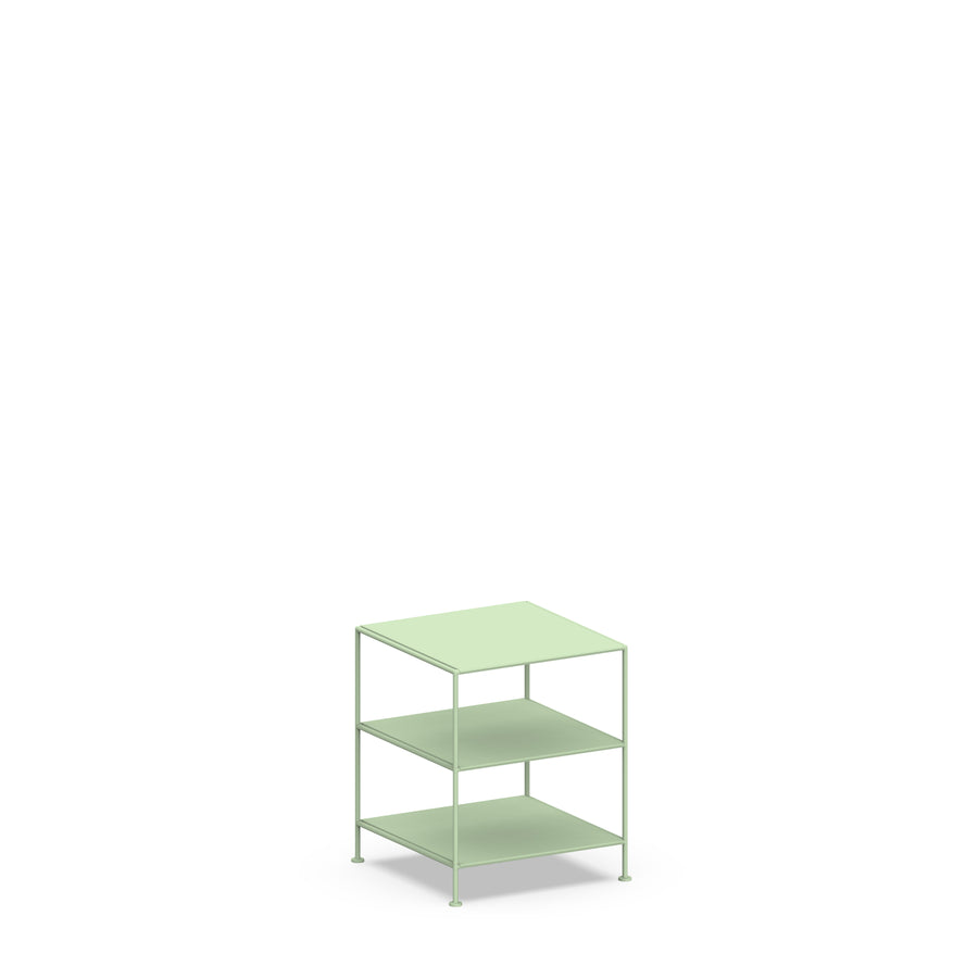 Stille Furniture Side Table High in Mint color