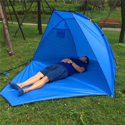 1-2 Person Instant Pop Up Fishing Tent, Sunshade Shelter tent,Beach Tent