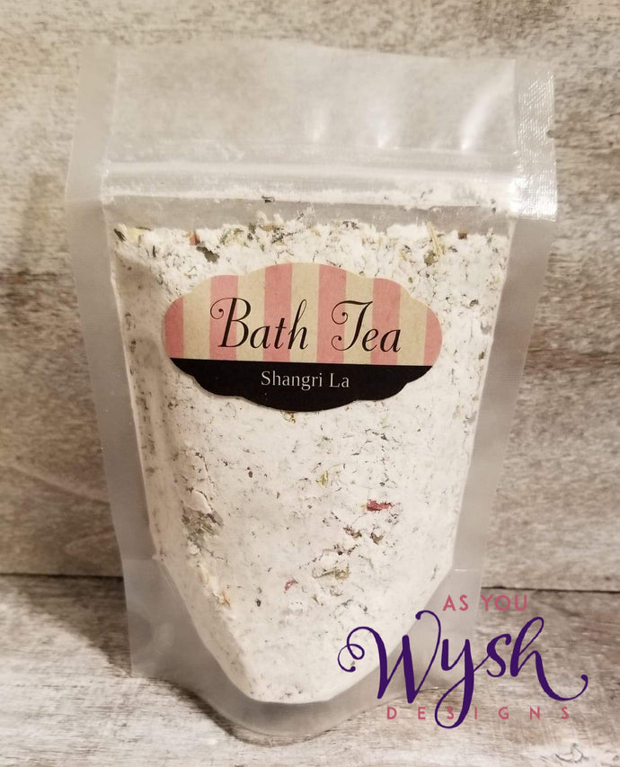 Milk Bath Tea