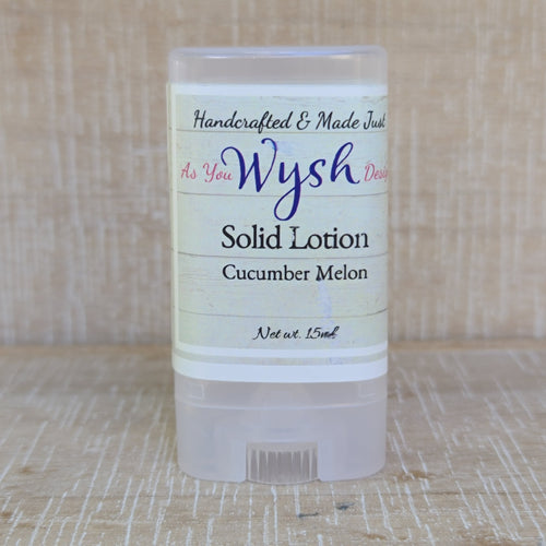 Small Solid Lotion Tube