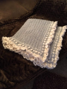 Custom Crocheted Baby Blankets