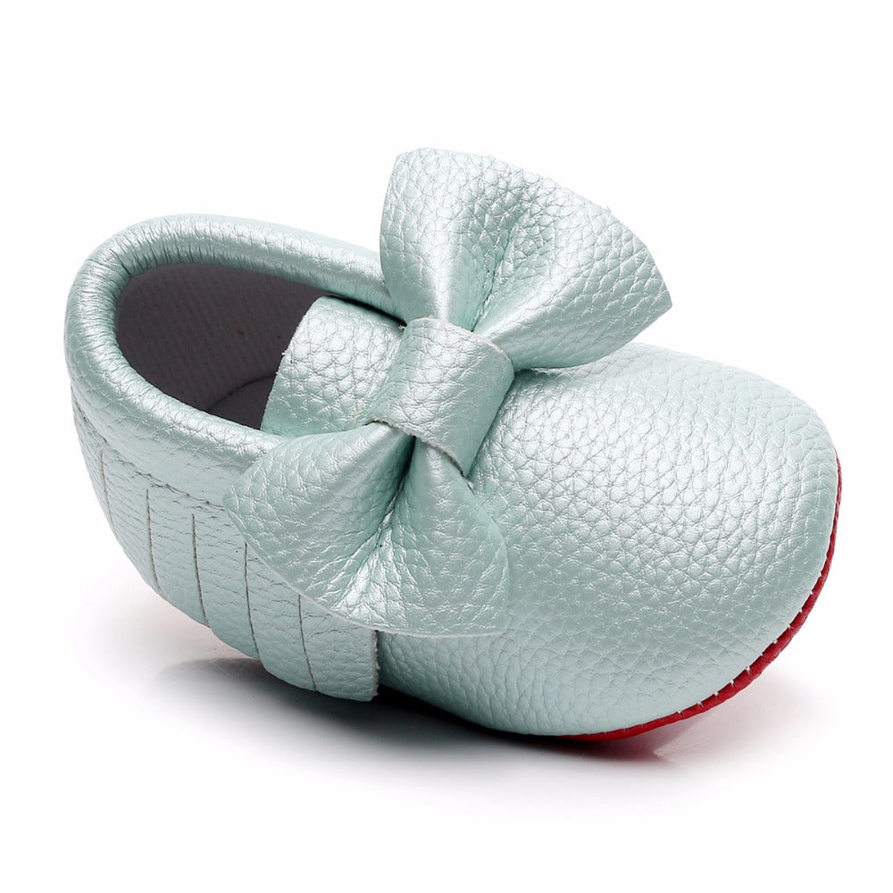 c8e49bc6fdb1 Girls Bow Red Bottom shoes – lokobaby