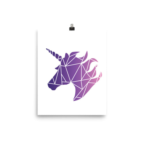 Magical Unicorn Poster