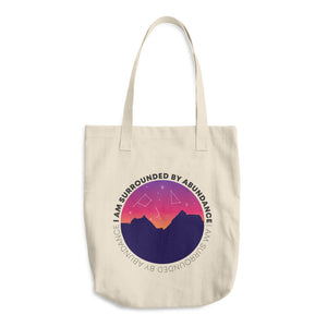 Abundance Cotton Tote Bag