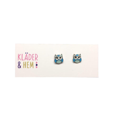 Well Owl Be Earrings