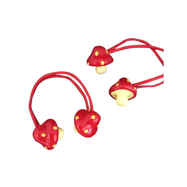 Magic Toadstools Hair Elastic - Kläder and Hem
