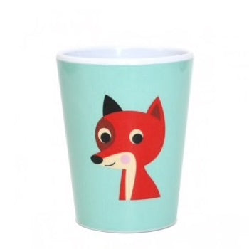OMM Design Mint Fox Tumbler