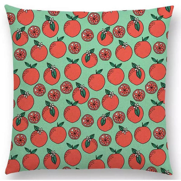 Squeeze the Day Cushion Cover - Kläder and Hem
