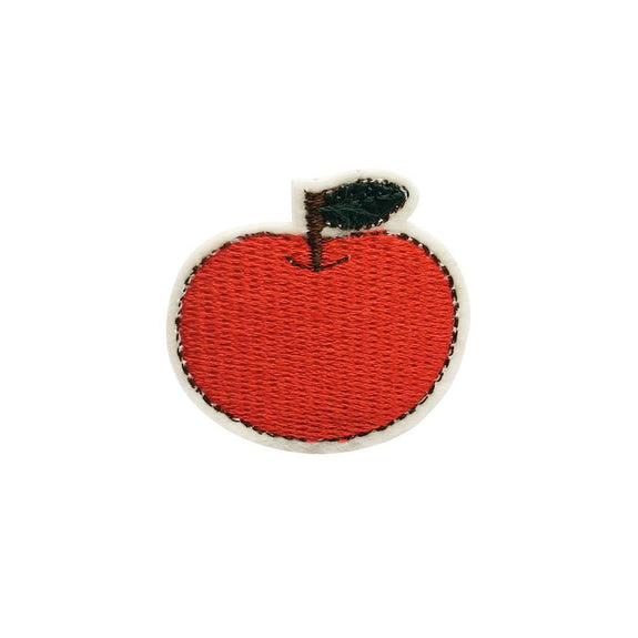 Red Apple Folk Patch - Kläder and Hem