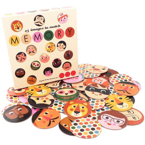 Omm Design Memory Game