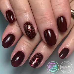 Black Cherry Gel Color