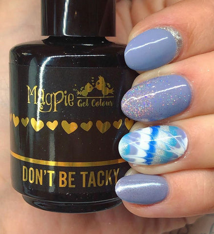 Don't Be Tacky - no wipe top coat
