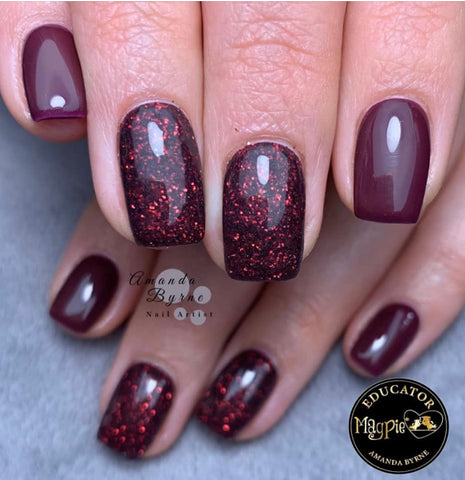January Birthstone Glitter