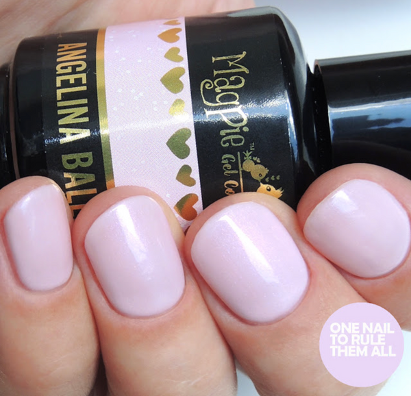 Angelina Ballerina Gel Color