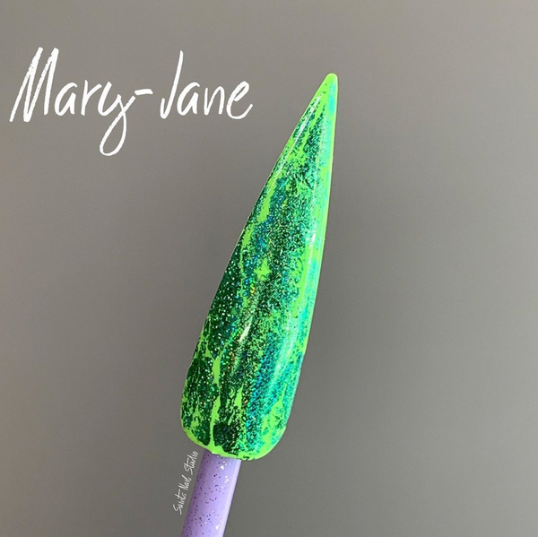 Mary Jane Foil