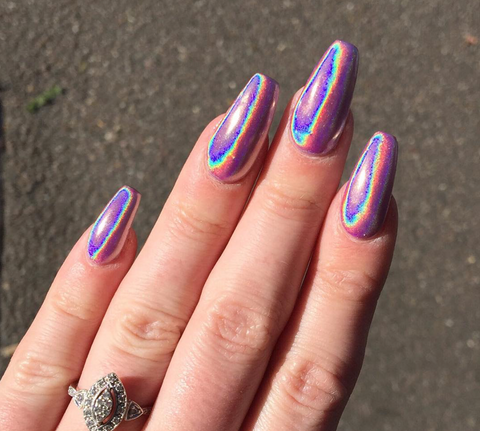 Aurora Holo Chrome