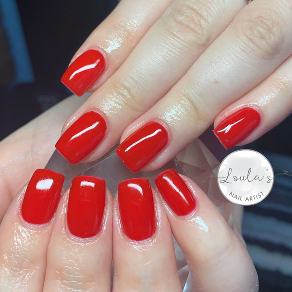 Bella Rouge Gel Color