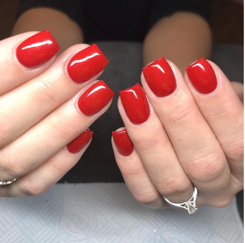Dorothy's Slipper Gel Color