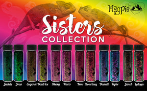 Sisters Glitter Collection - Fall 2019