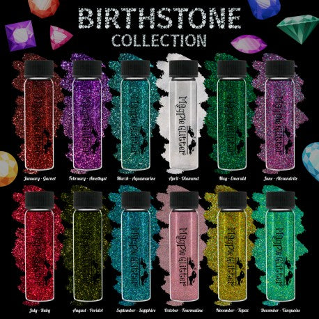 Birthstone Glitter Collection 2020