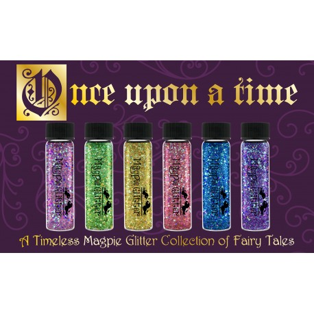 Once Upon a Time Glitter Collection 2020