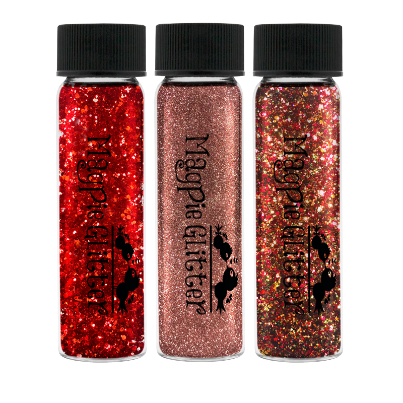 Secret Santa Glitter Collection