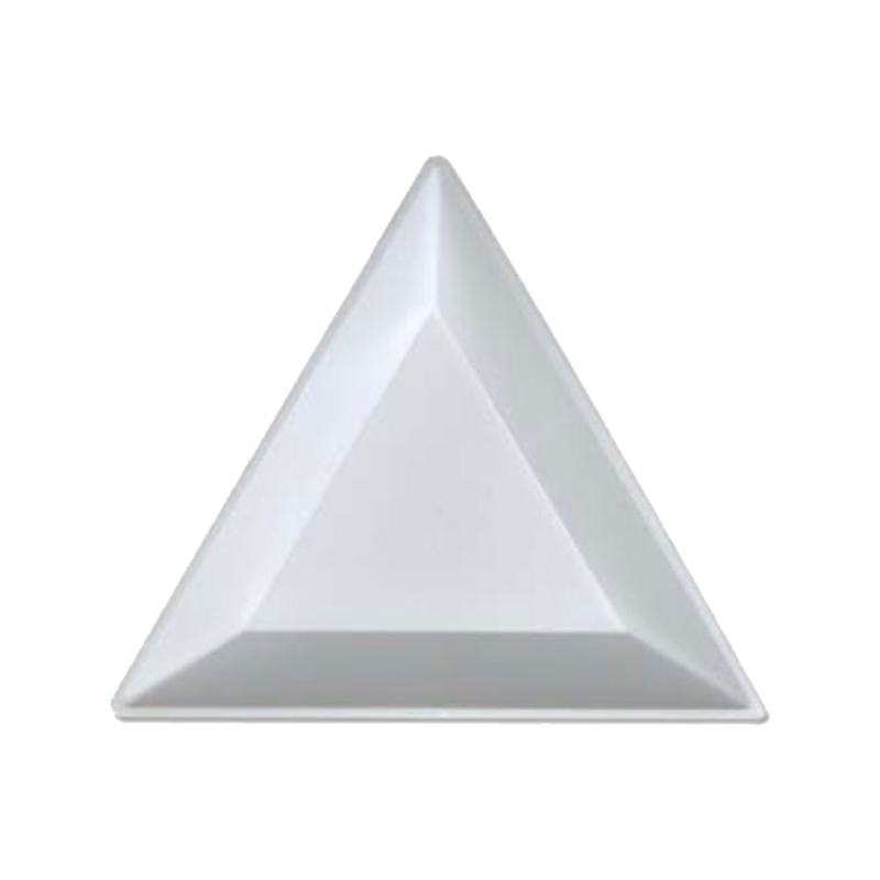 Triangle spill trays, 4pack