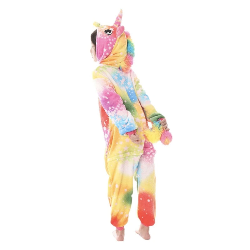 Pyjama Licorne Tropical