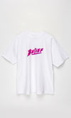 Miami Vice T-Shirt - (pink&purple)