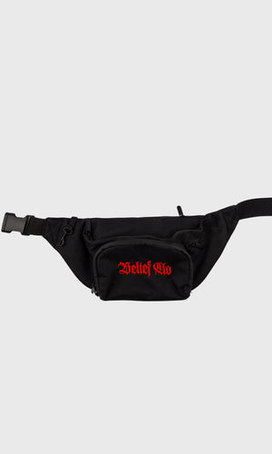 Belief Black Belt Bag