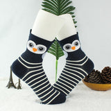 Cute Ladies Owl Socks