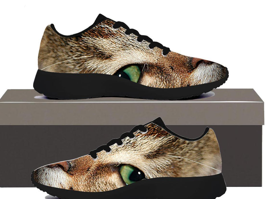 Cat Eyes - Womens Sneakers - AvailableGift.com