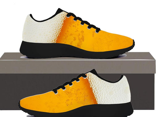 Foaming Beer - Womens Sneakers - AvailableGift.com
