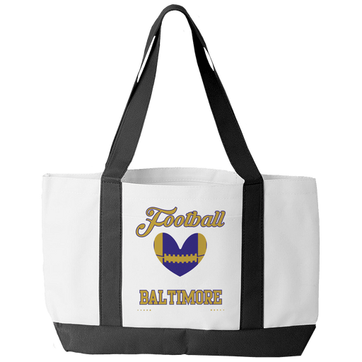 Limited Edition - Real Grandmas Love Football- Baltimore - AvailableGift.com