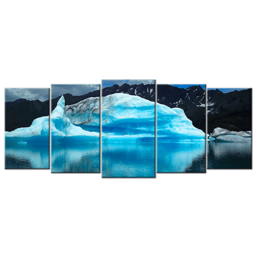 Iceberg - 5 Panels L - AvailableGift.com