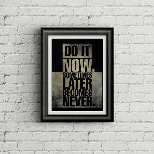 Do It Now - AvailableGift.com