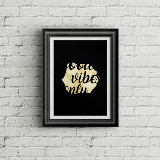 Good Vibes Only - AvailableGift.com