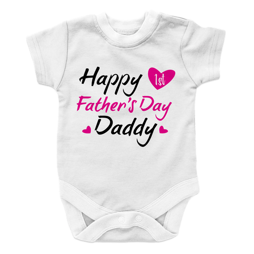 Happy 1st Fathers Day Daddy- Girl - AvailableGift.com