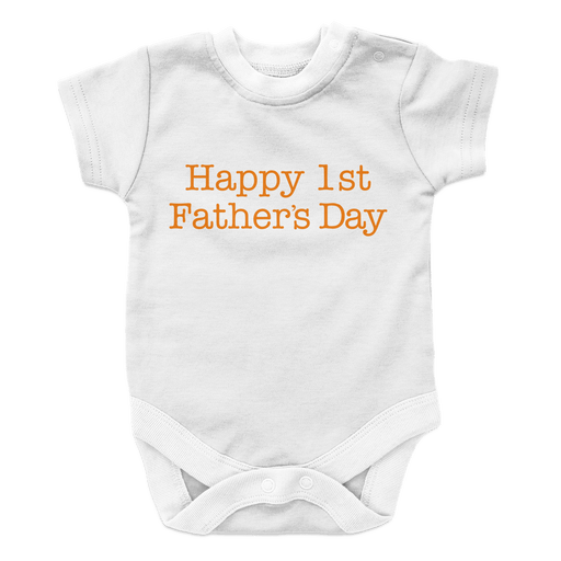Happy 1st Fathers Day Daddy- Boy - AvailableGift.com