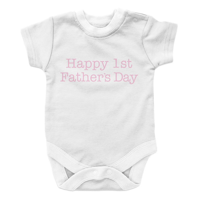 Happy 1st Father's Day- Girl - AvailableGift.com