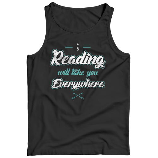Reading Will Take You Everywhere - AvailableGift.com