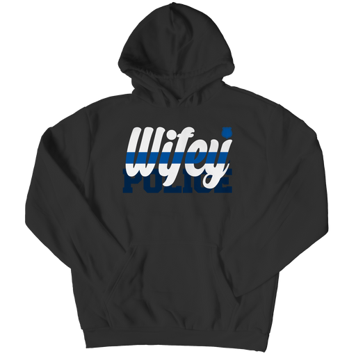 Wifey Police - Youth Hoodie